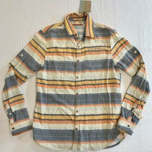 SCOTCH & SODA 14 Striped Button Down Shirt